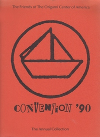 Cover of Origami USA Convention 1990