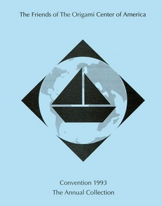 Cover of Origami USA Convention 1993