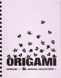 Cover of Origami USA Convention 1996