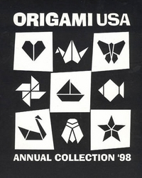 Cover of Origami USA Convention 1998