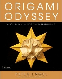 Cover of Origami Odyssey by Peter Engel