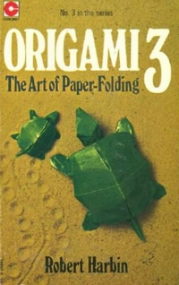 Cover of Origami 3 by Robert Harbin