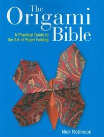 Cover of The Origami Bible by Nick Robinson