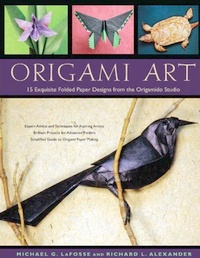 Origami Art book cover