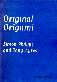 Cover of Original Origami by Simon Phillips and Tony Ayers