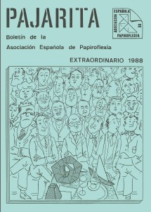 Cover of Pajarita Extra 1988