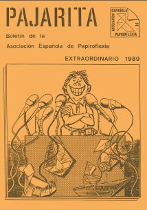 Cover of Pajarita Extra 1989