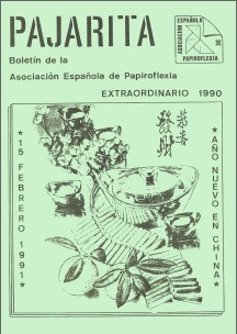 Cover of Pajarita Extra 1990