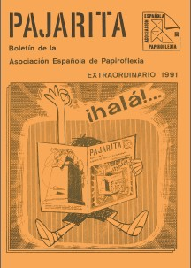 Cover of Pajarita Extra 1991
