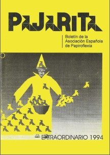 Cover of Pajarita Extra 1994