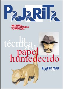 Cover of Pajarita Extra 1999 - Wet Folding
