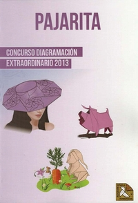 Cover of Pajarita Extra 2013