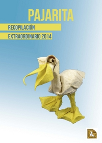 Cover of Pajarita Extra 2014