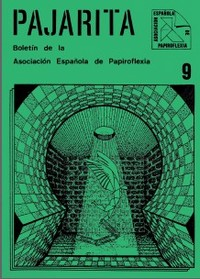 Cover of Pajarita Magazine 9