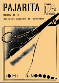 Cover of Pajarita Magazine 10