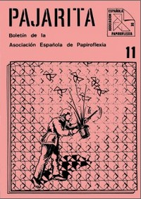 Cover of Pajarita Magazine 11