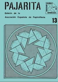 Cover of Pajarita Magazine 13