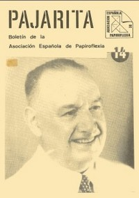 Cover of Pajarita Magazine 14