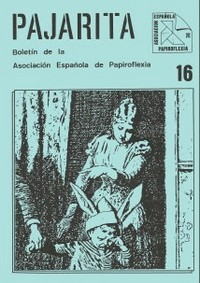 Cover of Pajarita Magazine 16