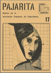 Cover of Pajarita Magazine 17