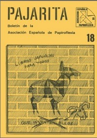 Cover of Pajarita Magazine 18