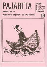 Cover of Pajarita Magazine 19