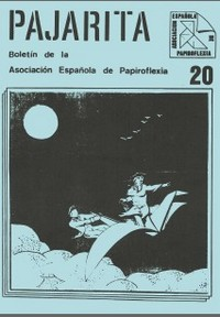 Cover of Pajarita Magazine 20