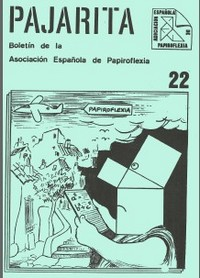Cover of Pajarita Magazine 22
