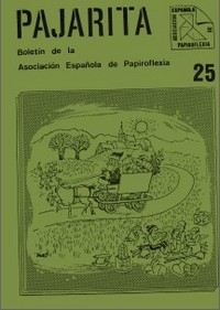 Cover of Pajarita Magazine 25
