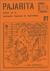 Cover of Pajarita Magazine 27