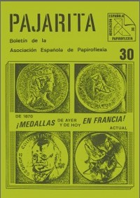Cover of Pajarita Magazine 30
