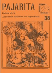 Cover of Pajarita Magazine 38