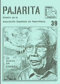 Cover of Pajarita Magazine 39