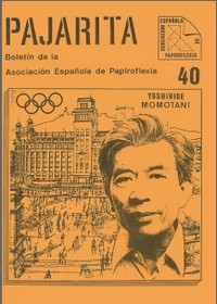 Cover of Pajarita Magazine 40