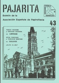 Cover of Pajarita Magazine 43