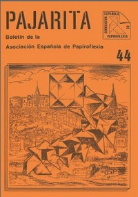 Cover of Pajarita Magazine 44