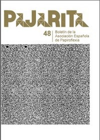 Cover of Pajarita Magazine 48