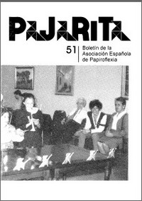 Cover of Pajarita Magazine 51