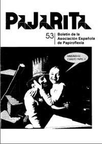 Cover of Pajarita Magazine 53