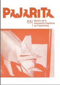 Cover of Pajarita Magazine 55