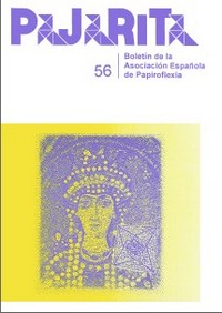Cover of Pajarita Magazine 56