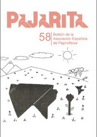 Cover of Pajarita Magazine 58