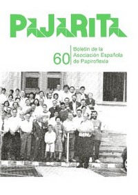 Cover of Pajarita Magazine 60