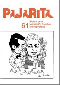 Cover of Pajarita Magazine 61