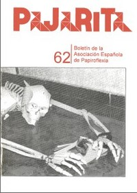 Cover of Pajarita Magazine 62