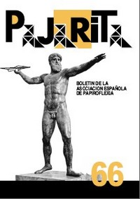 Cover of Pajarita Magazine 66