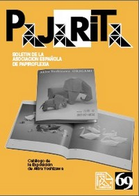 Cover of Pajarita Magazine 69
