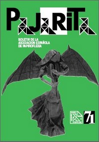 Cover of Pajarita Magazine 71