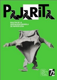 Cover of Pajarita Magazine 72