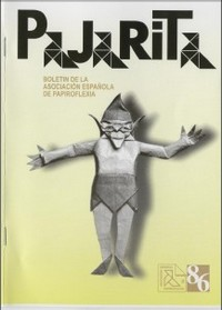 Cover of Pajarita Magazine 86